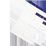 Sacherie plastique sachet sac papier et gaine pebd - Papier emballage transparent ...